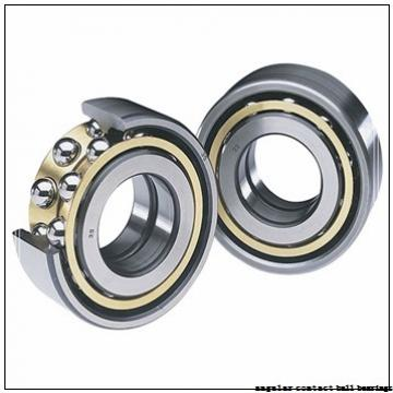 165,1 mm x 279,4 mm x 39,6875 mm  RHP LJT6.1/2 angular contact ball bearings