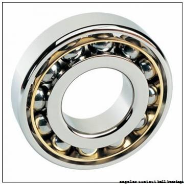 40 mm x 80 mm x 30,2 mm  SKF 3208A angular contact ball bearings