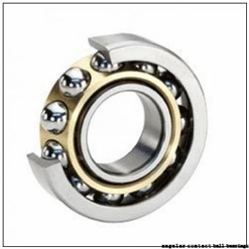 100 mm x 150 mm x 30 mm  NSK 100BNR20SV1V angular contact ball bearings