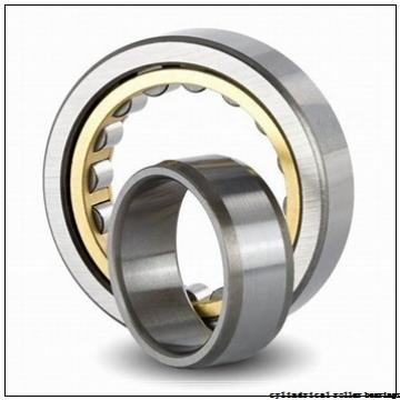 190 mm x 400 mm x 78 mm  NSK NUP338EM cylindrical roller bearings