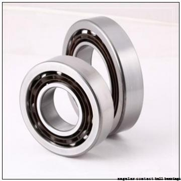 50 mm x 82 mm x 33 mm  ISO DAC50820033/28 angular contact ball bearings