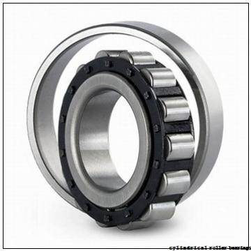 280 mm x 380 mm x 60 mm  NSK NCF2956V cylindrical roller bearings